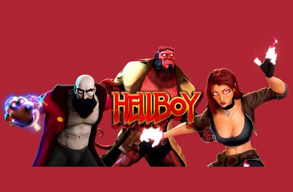 Bij het spel Hellboy van Blablabla Studio's speel je in een duivelse wereld