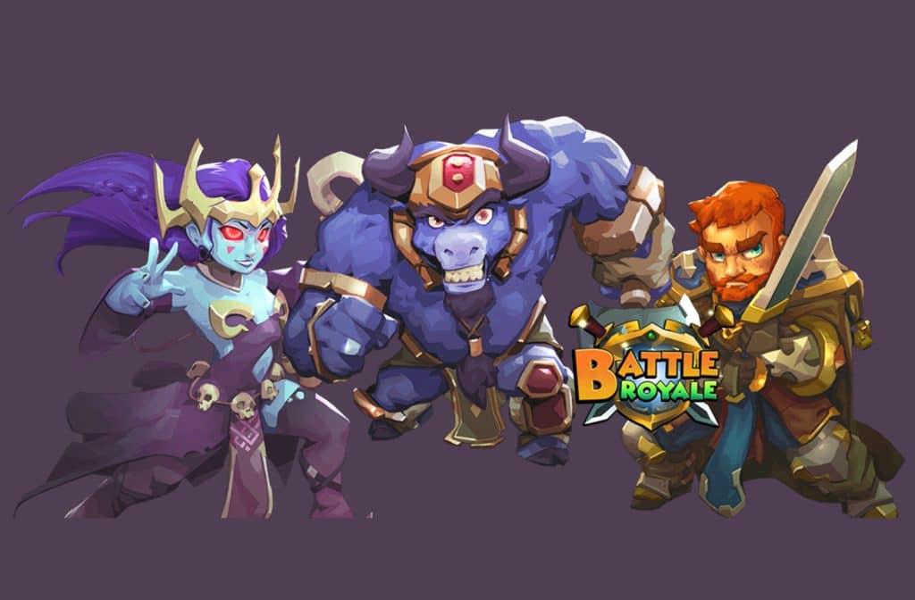 Met Battle Royale van Blablabla Studio's heb je entertainment van de bovenste plank