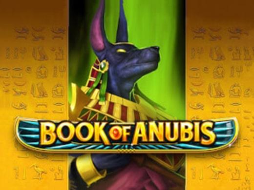Book of Anubis logo image