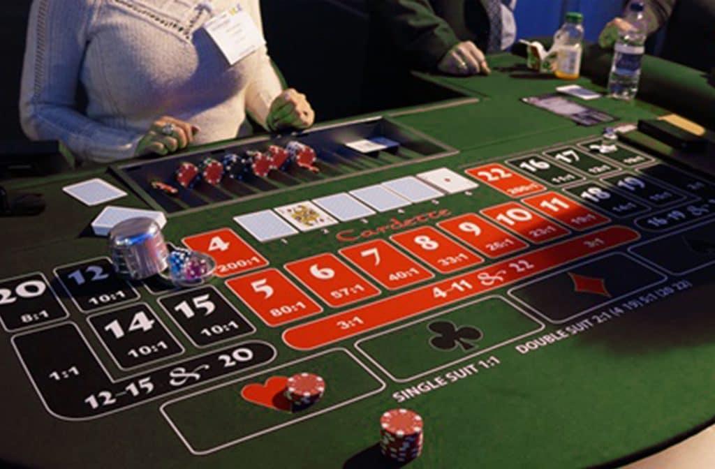 Cardette, het nieuwe spel in Holland Casino