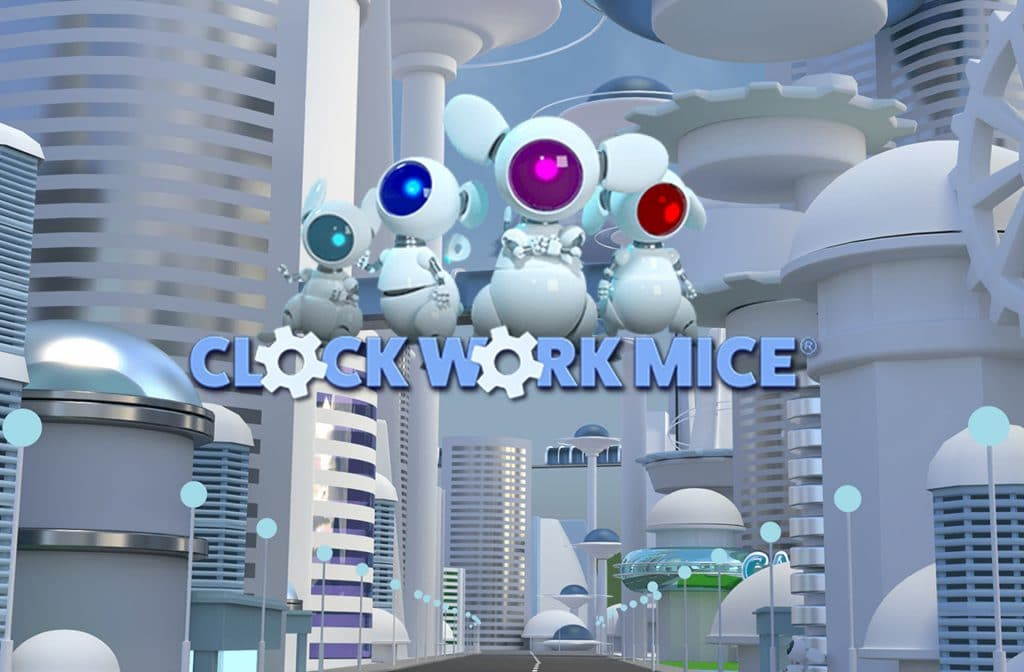 Clock Work Mice is van Realistic Games