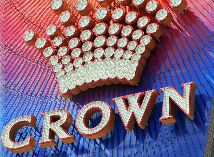 Het Crown Casino in Melbourne