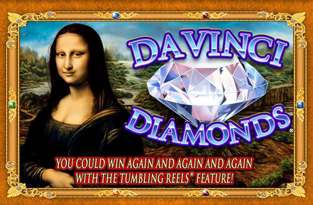 Da Vinci Diamonds van High 5 Games