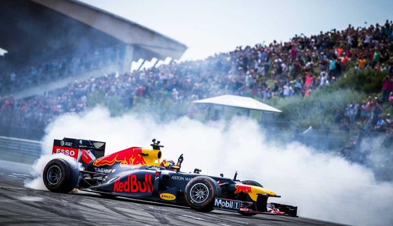 De Formule 1 keert terug naar Zandvoort