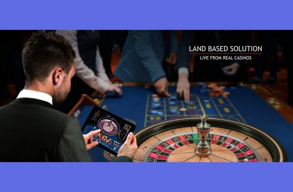 Er zijn extra opties bij het spelen van roulette bij Extreme Live Gaming