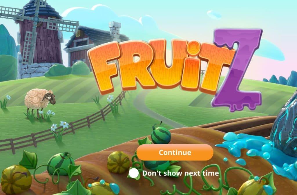 Foxium's Fruitz is een fruitmachine met ontzettend veel mogelijkheden