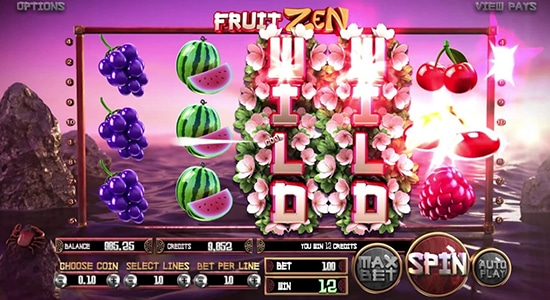 Fruit Zen Gameplay