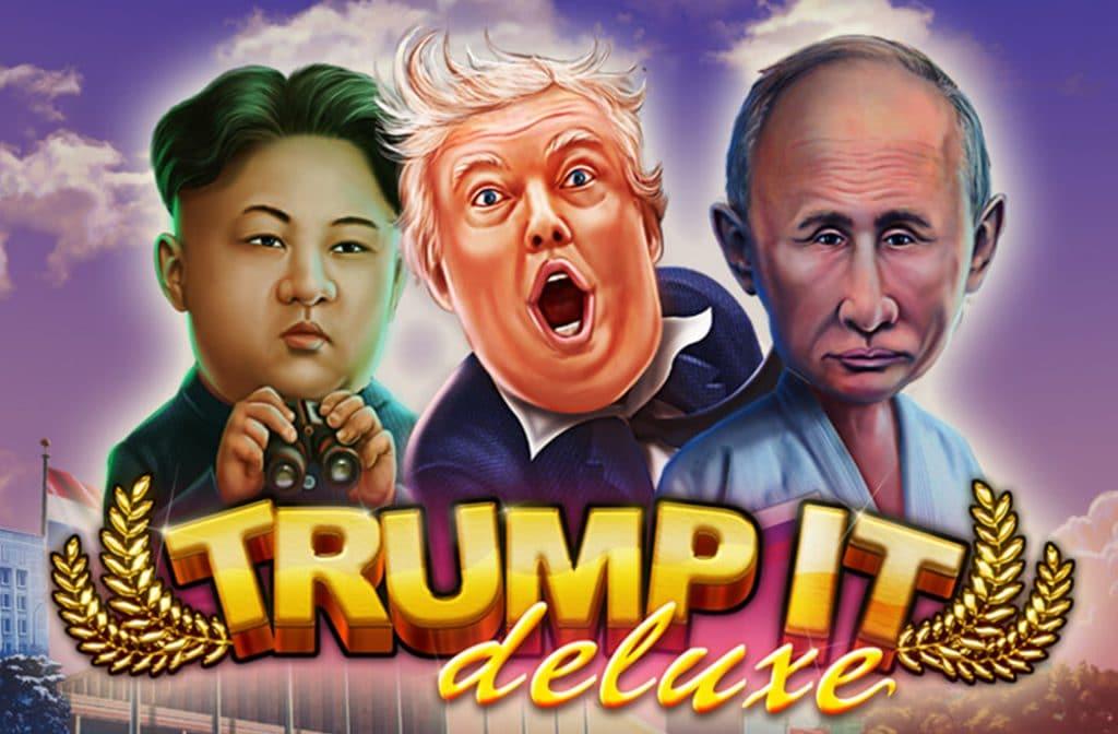 Bij Trump It Deluxe van Fugaso waan je je in een levensechte omgeving