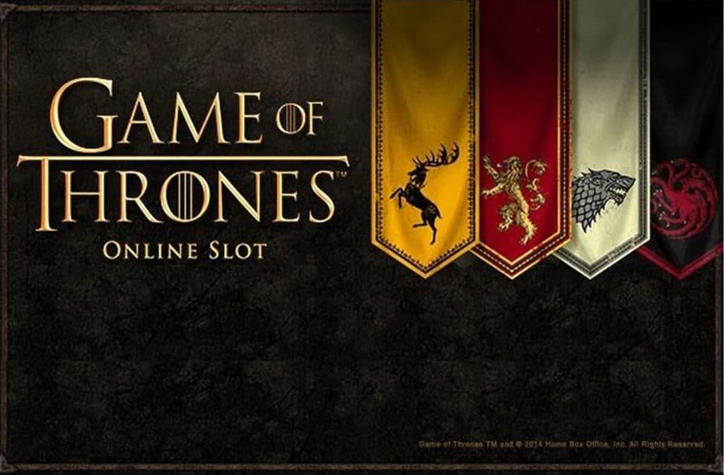 Game of Thrones van de gelijknamige populaire serie