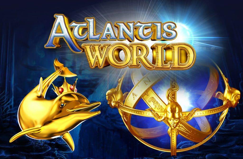 Atlantis World van GameArt heeft veel bonus features en multipliers voor hoge winst