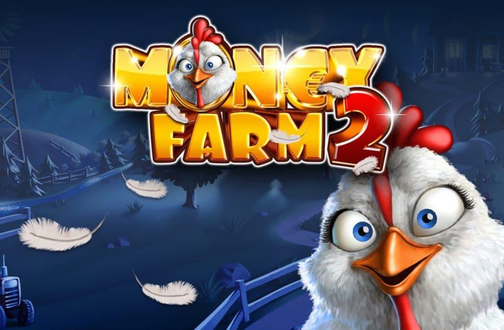 Money Farm van GameArt is een grafisch hoogstaand slot