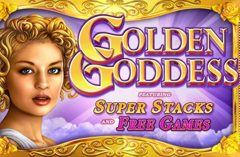 Golden Goddess van High 5 Games