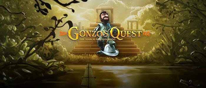 Gonzo's Quest heeft fantastische bonusspellen