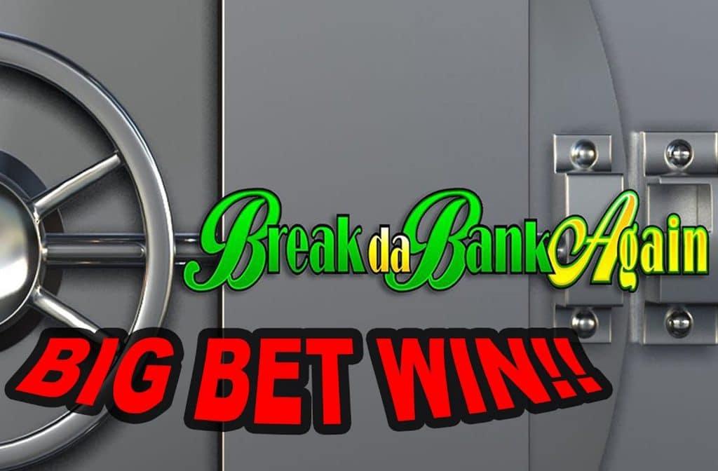 Grote prijzen bij Break Da Bank Again