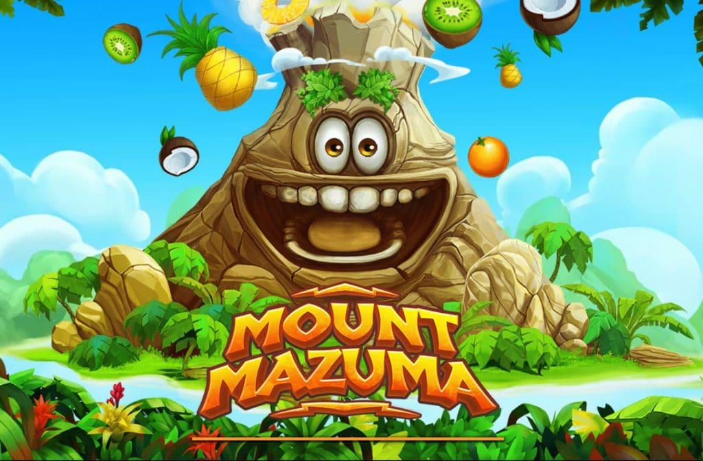 Mount Mazuma is een kleurrijk slot van Habanero