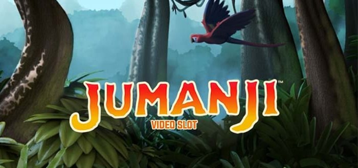 Jumanji neemt je mee op avontuur