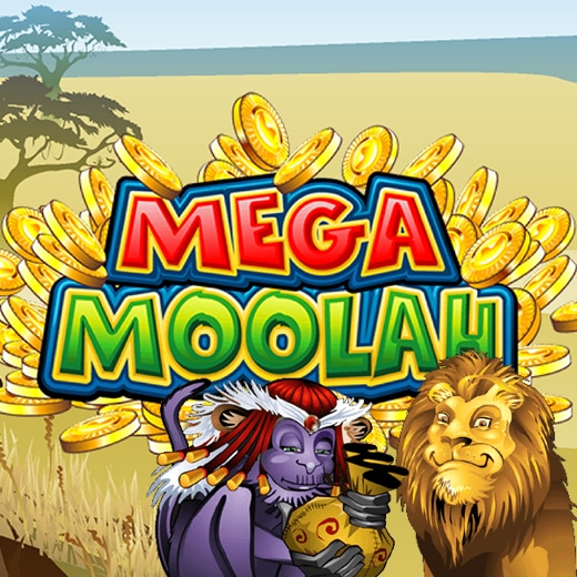 Mega Moolah maakt 2 miljonairs