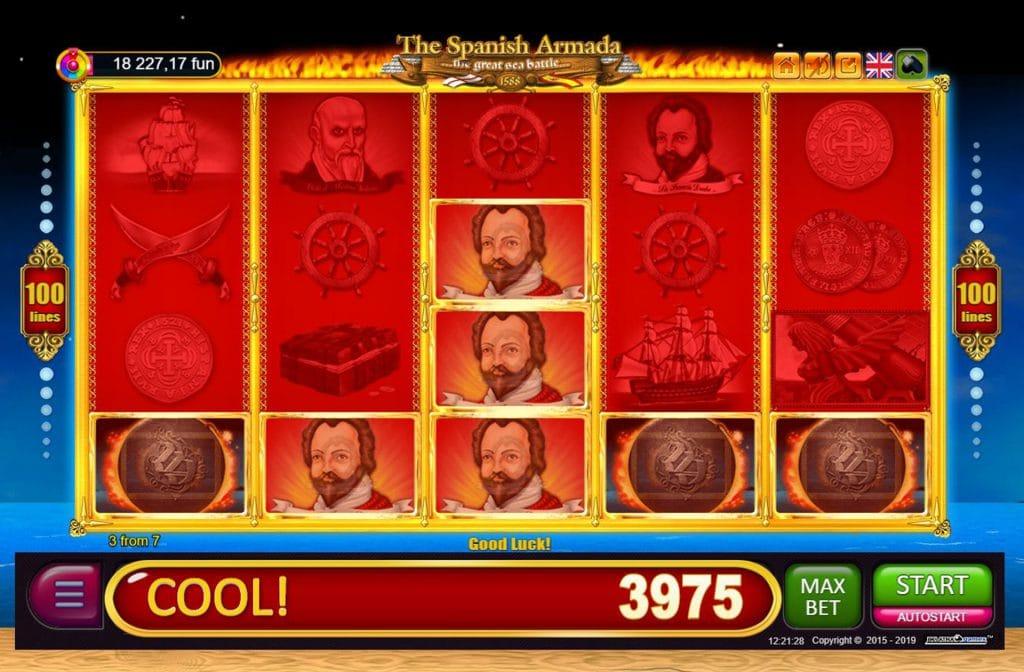 Mooie prijzen bij het bonusspel