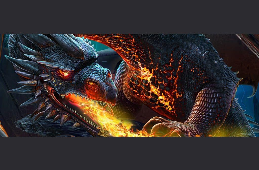 Het slot Super Dragons Fire van MrSlotty is een kleurrijk slot met erg goede graphics