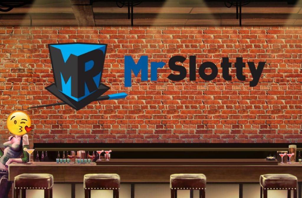 MrSlotty houdt van emoticons