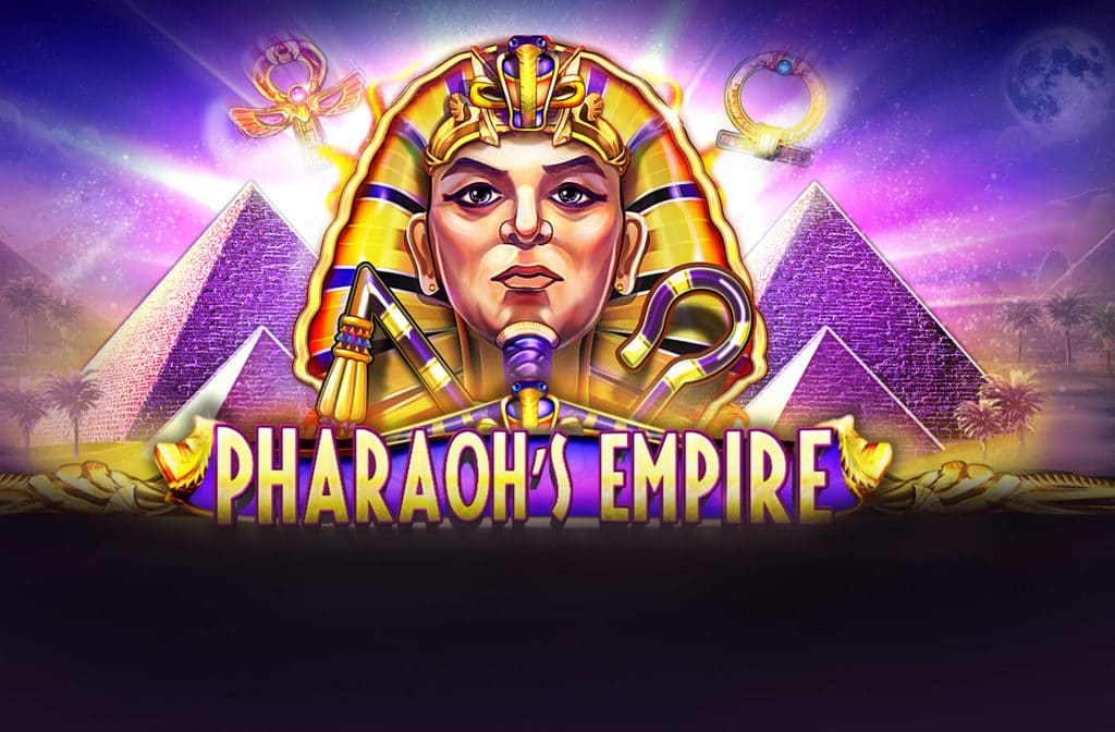 Pharaoh's Empire is een paradepaardje van Platipus Gaming