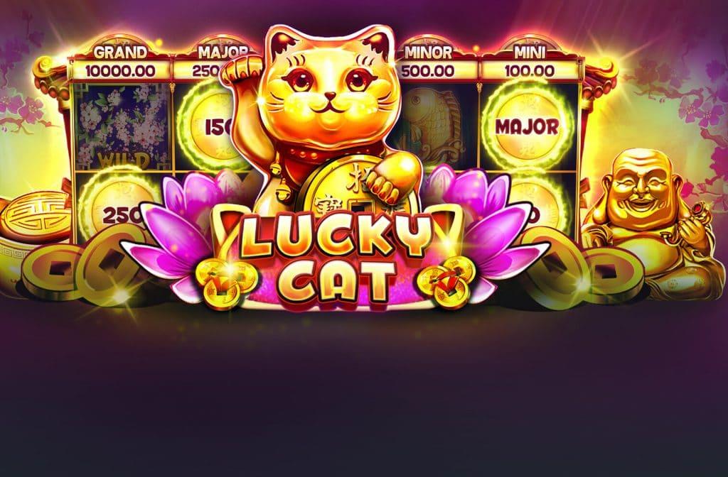 Lucky Cat van Platipus Gaming is gebaseerd op de Japanse gelukskat