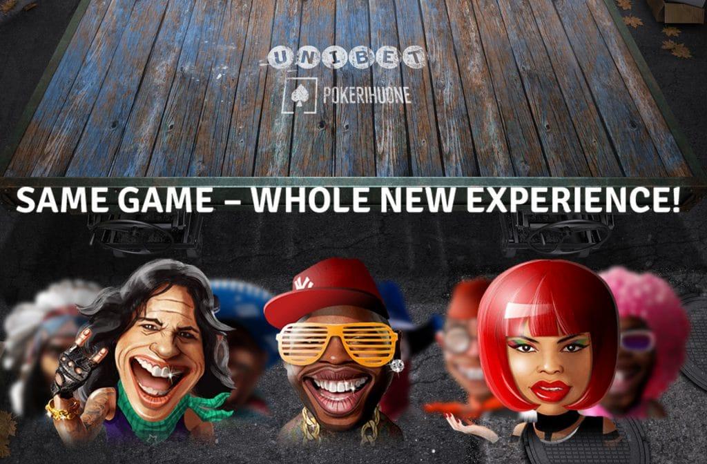 Een samenwerking met Unibet Poker