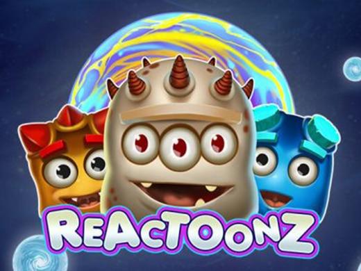 Reactoonz image logo