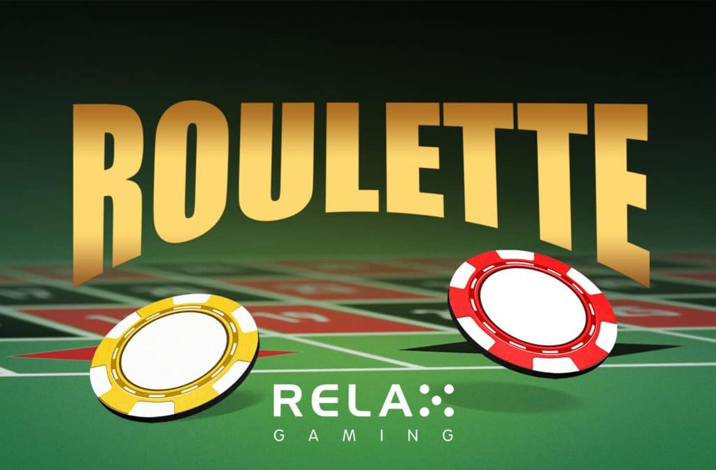 Roulette door Relax Gaming