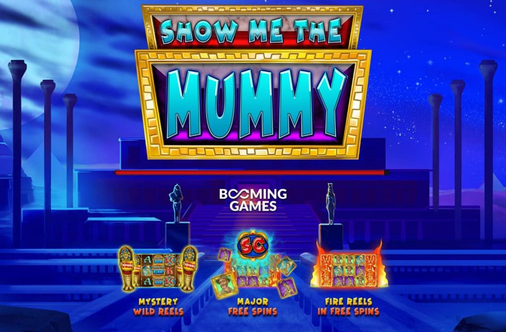 Show me the Mummy is populair