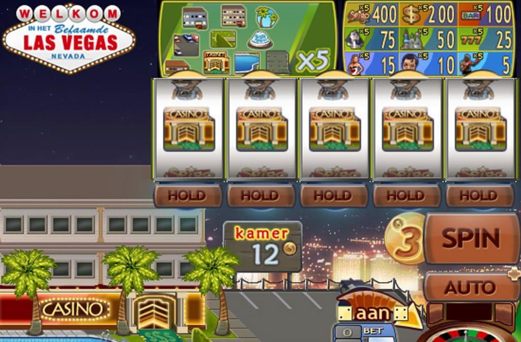 Las Vegas is een spel van Spigo
