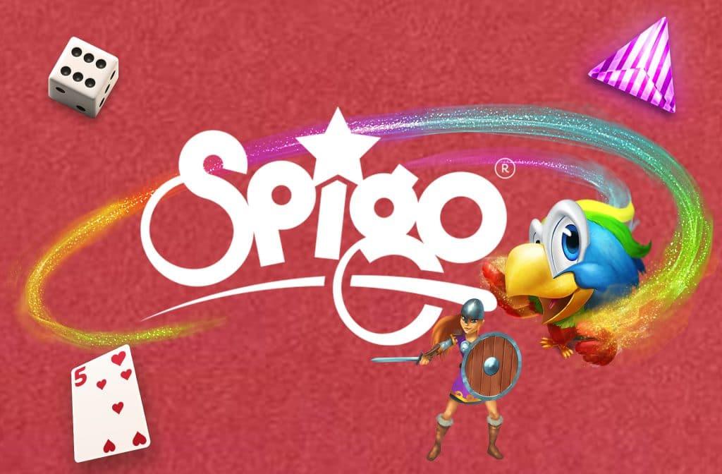 Spigo is al jaren bekend met spellen voor kids