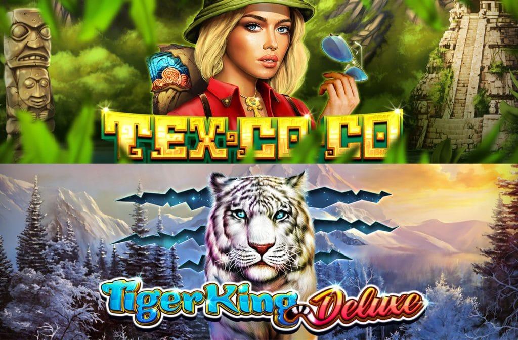 TexCoCo & Tigerking Deluxe voor de avonturiers