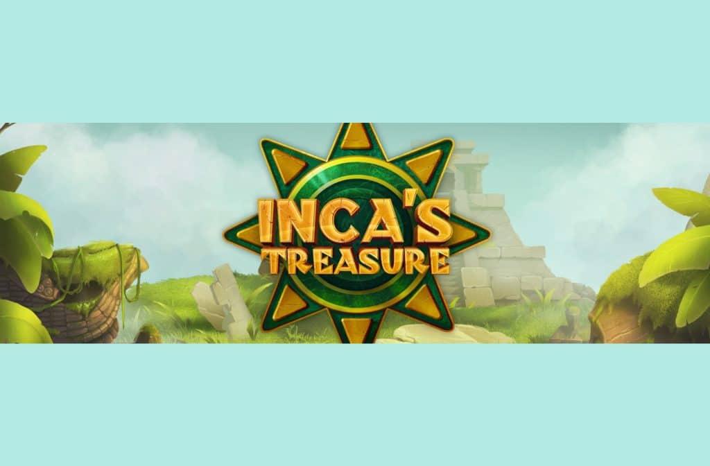 Het slot Inca's Treasure heeft mooie features