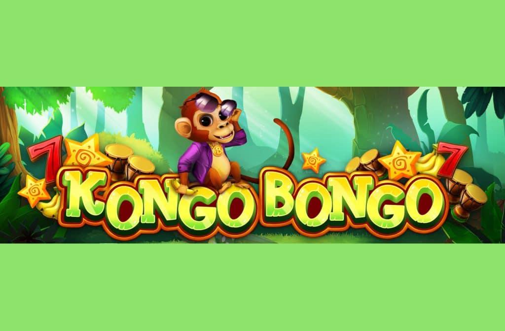 Bij Kongo Bongo van Tom Horn Gaming waan je je in een echte jungle
