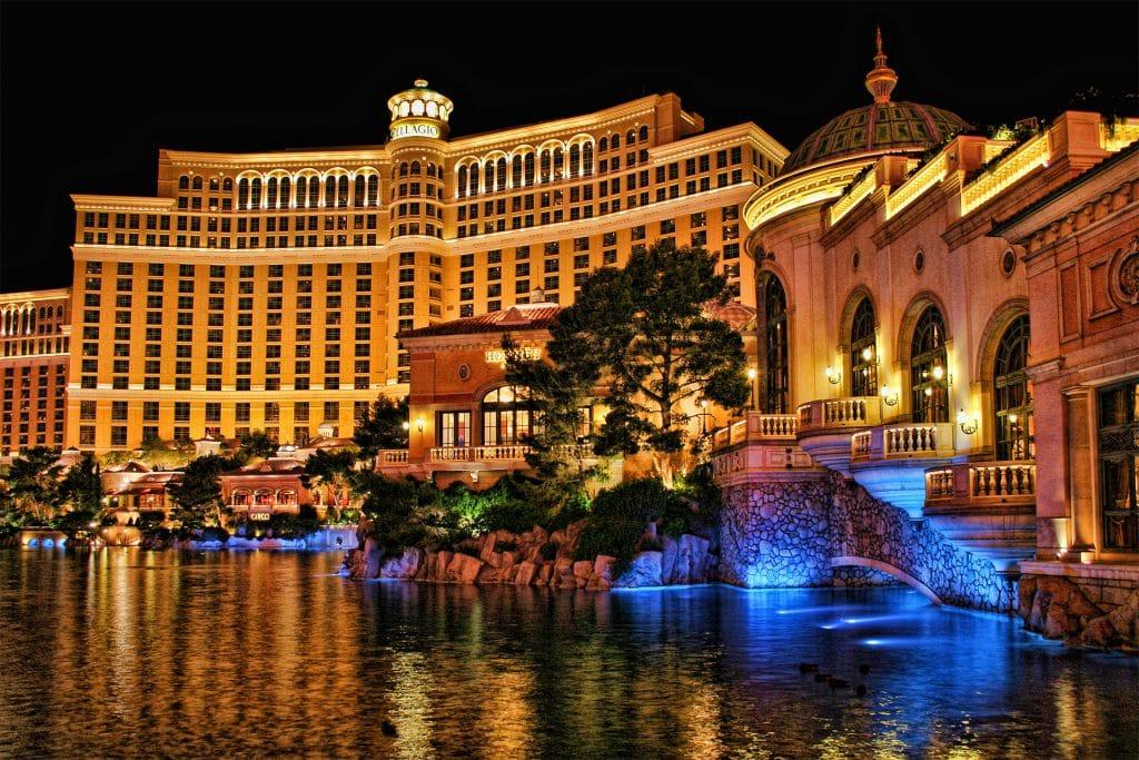 Het Bellagio is nog altijd het populairste casino ter wereld