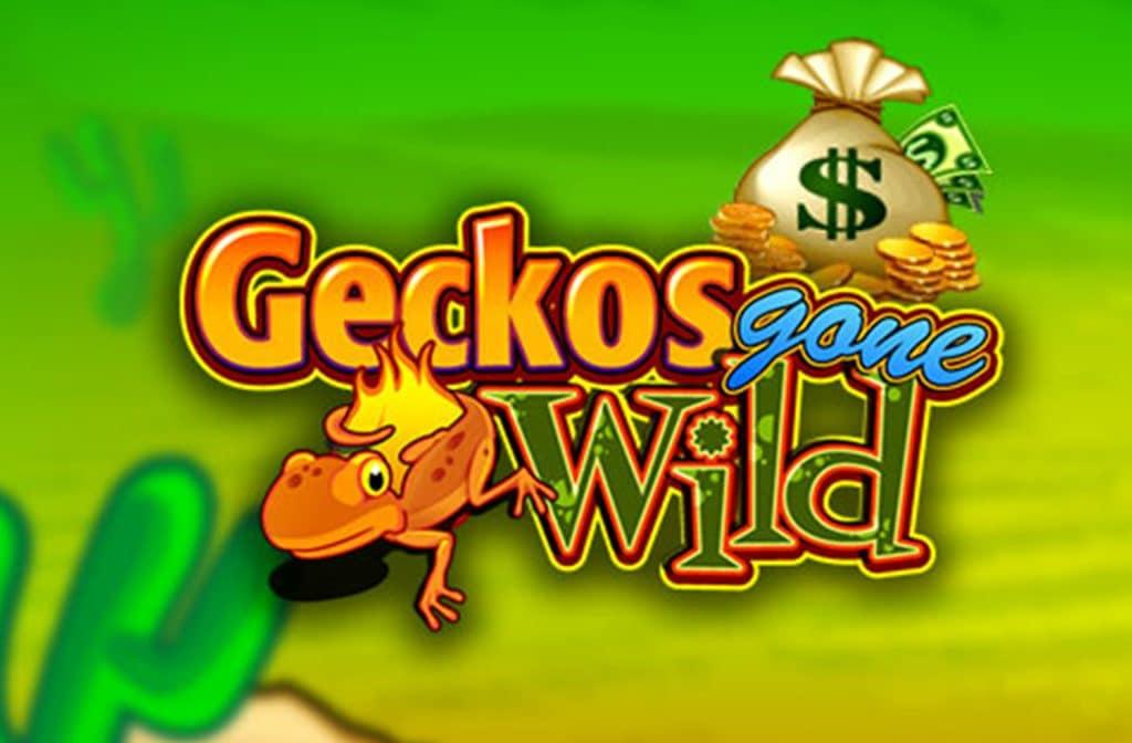 Geckos gone Wild is een slot van Cadillac Jack