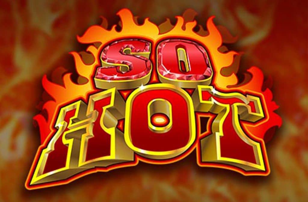 Slot So Hot is van softwareprovider Cadillac Jack