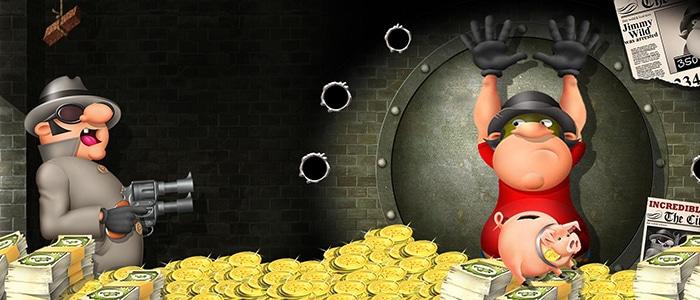 De bonusspellen zijn grafisch erg mooi bij Piggy Bank