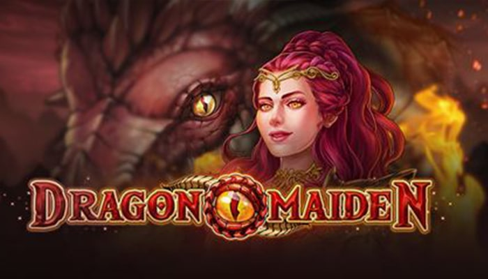 Dragon Maiden van Play'n Go