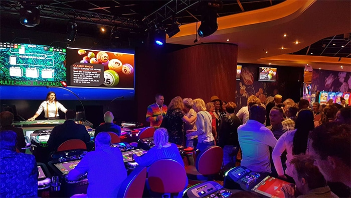 Experience Zone in Holland Casino Utrecht