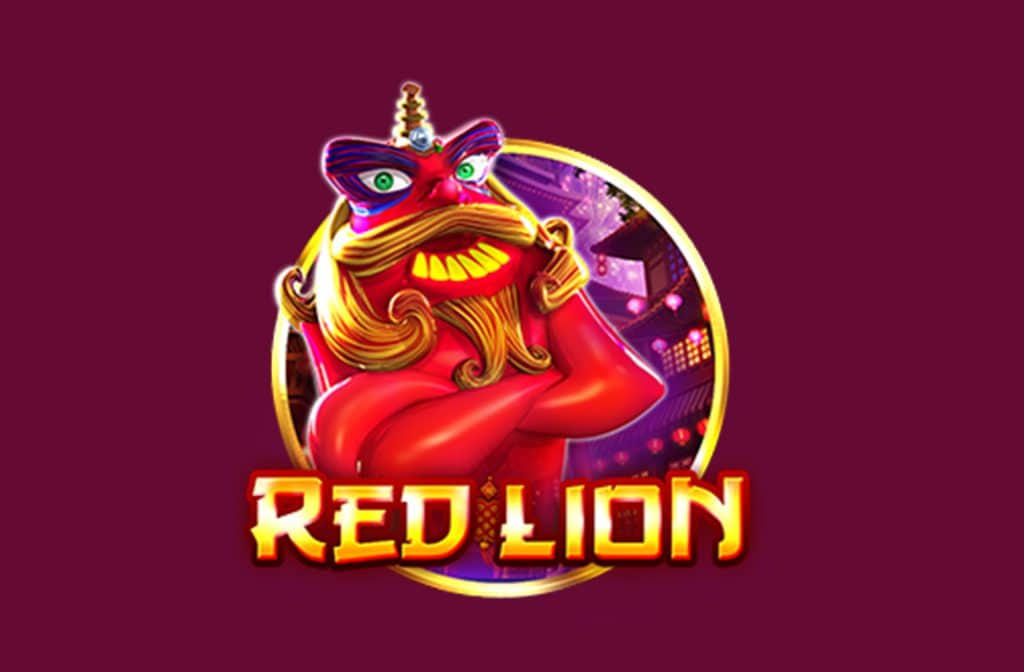Red Lion van Felix Gaming heeft een Oosterse uitstraling