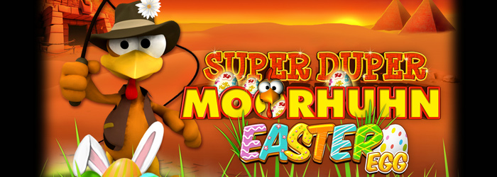 Gamomat Super Duper Crazy Chicken Easter