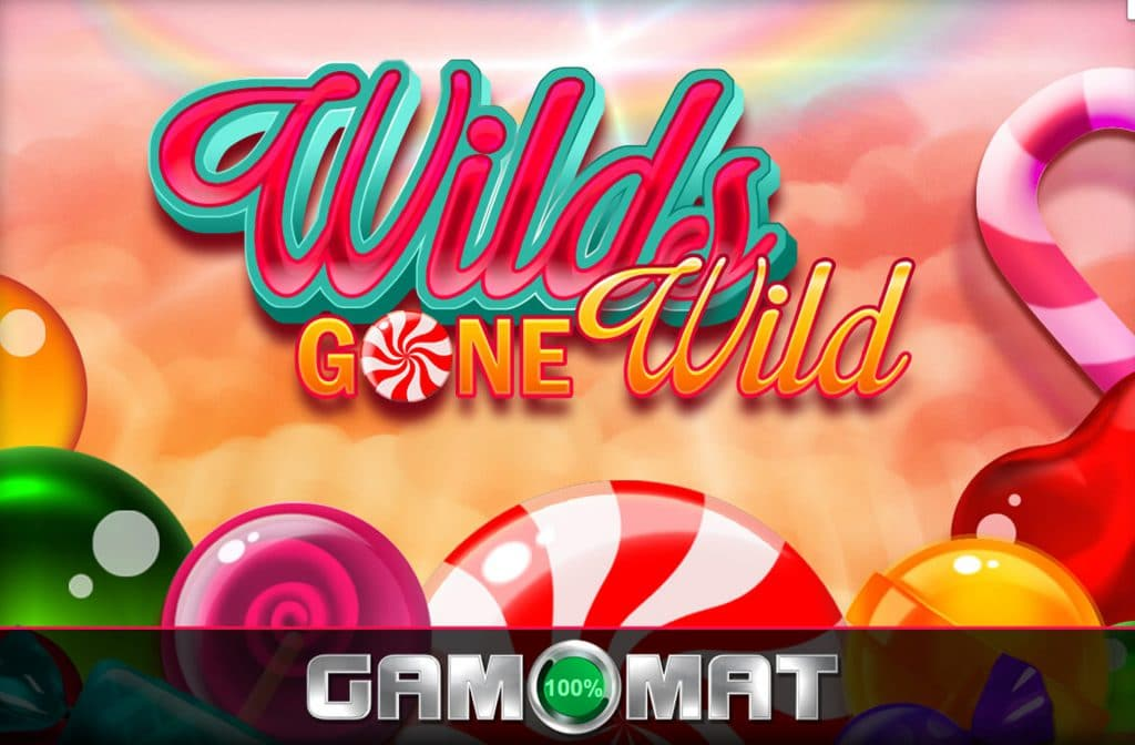 Bij Wilds gone Wild speel je met vrolijke snoepjes