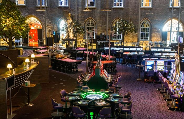 Het Holland Casino van Breda