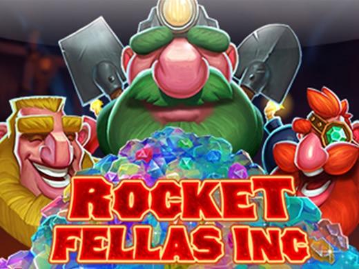 Hot Spin Rocket Fellas