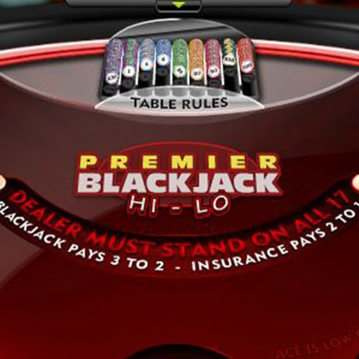 Premier Blackjack HiLo 1
