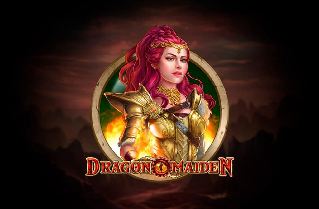 Roodharige heldin bij Dragon Maiden