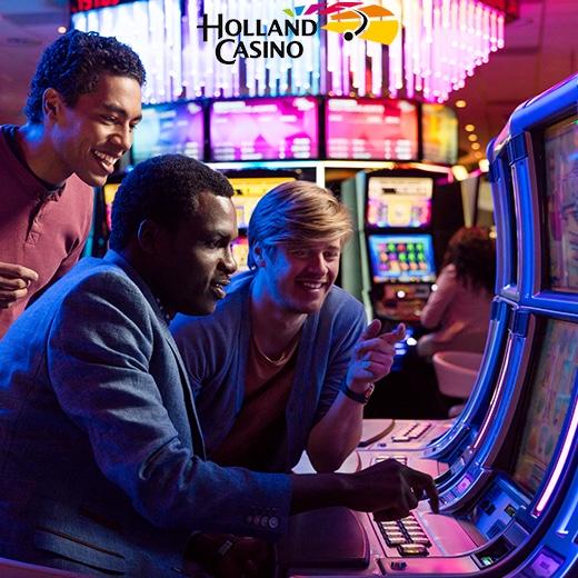 Speelautomaten bij Holland Casino