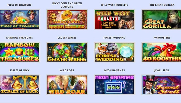 Spellen van Casino Technology